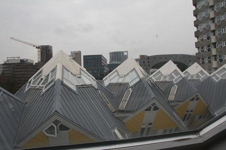Rotterdam-Cubes