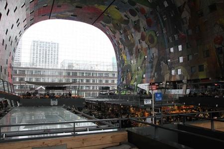 Rotterdam-Markthalle