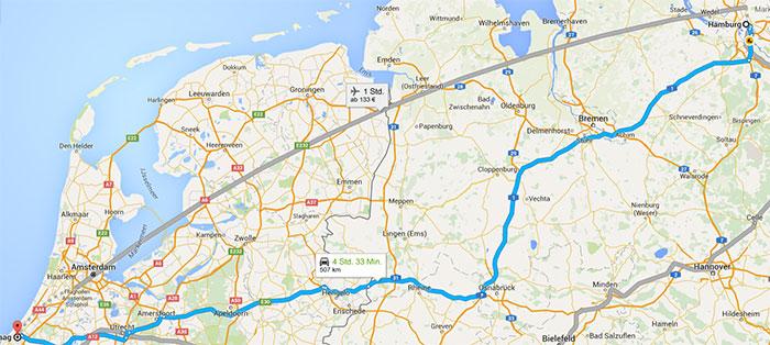 Route-Sonntag