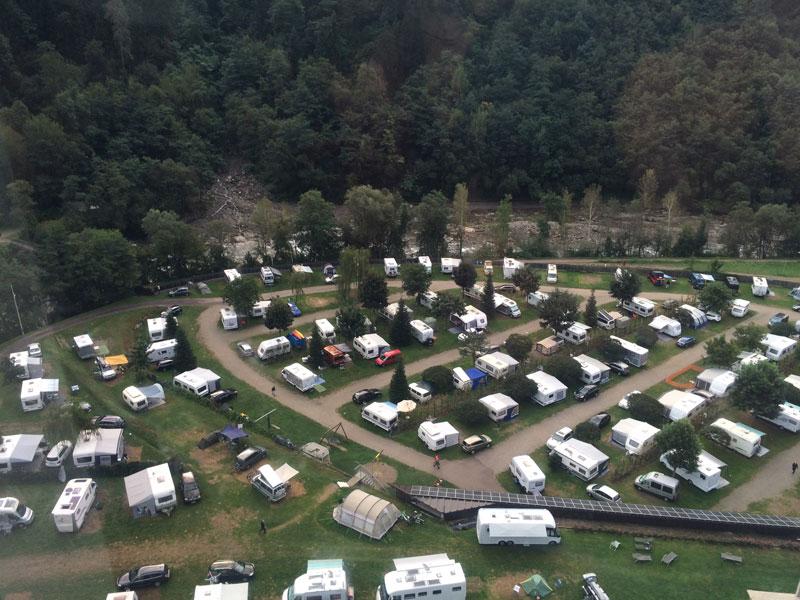 Camping Saltaus