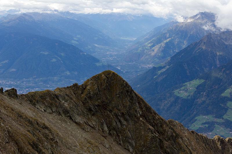 Gipfelkreuz Hönigspitz