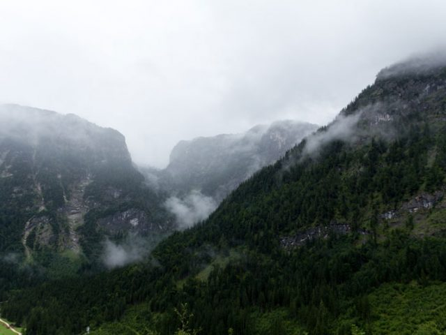 Gruenstein Blick ins Tal