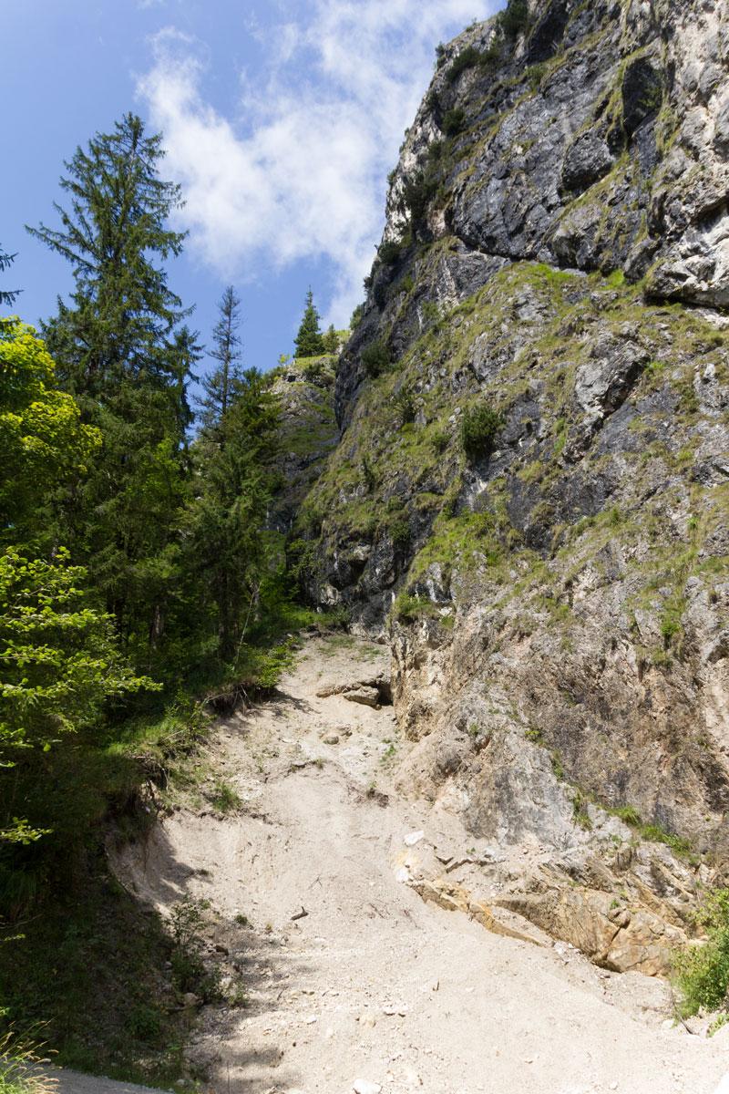Gruenstein Wanderweg