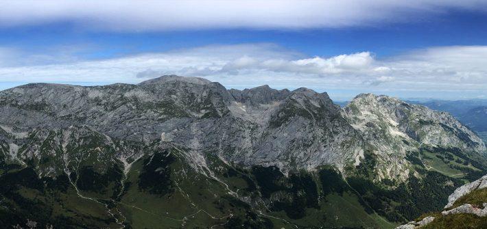 Schneibstein Gipfel