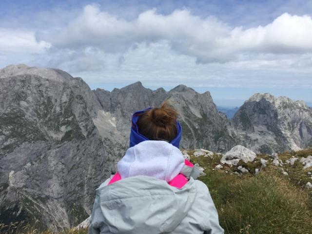 Schneibstein View