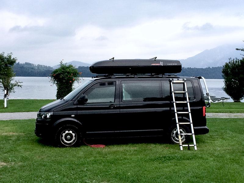 Campingplatz-Merlischachen